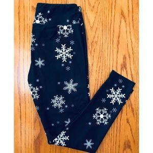 Snowflake Leggings ❄️